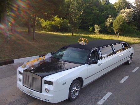 Lincoln Rolls-Royce