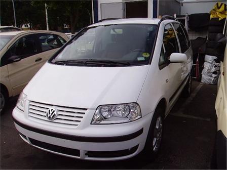 Миниван Volkswagen Sharan