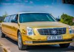 Cadillac DTS Gold