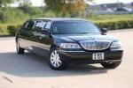 Lincoln Town Car Black
